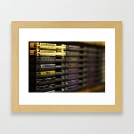 NES Framed Art Print