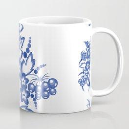 Gzhel background Coffee Mug