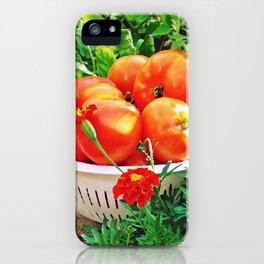 Garden Goodies iPhone Case