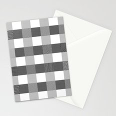 Yogi, B&W Stationery Cards