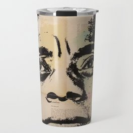 James Baldwin Canvas Print Travel Mug