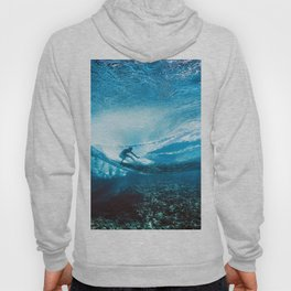 Wave Series Photograph No. 24 - Beneath the Surface Hoody
