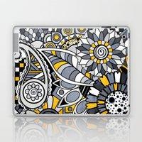 Zander Laptop & iPad Skin