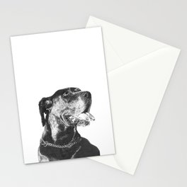 Great Dane Stationery Cards