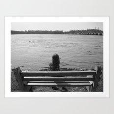 Rising Waters Art Print