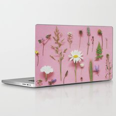 Wild Flowers Laptop & iPad Skin