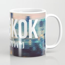 Bangkok - Cityscape Coffee Mug