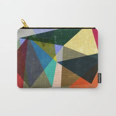 an oblique approach is always best... Carry-All Pouch