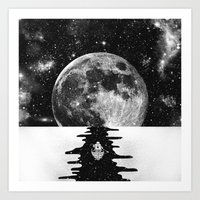 journey Art Prints featuring Endless Journey by Zach Terrell