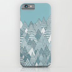 Winterly Forest iPhone 6s Slim Case
