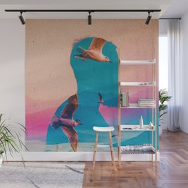 Expectations Of Reality Wall Mural