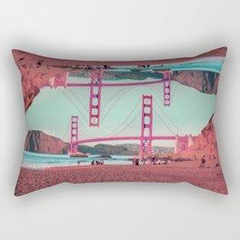 Golden Daze Rectangular Pillow