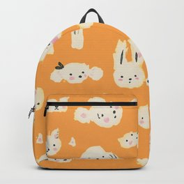 animal faces Backpack