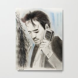 Jeff Buckley Metal Print