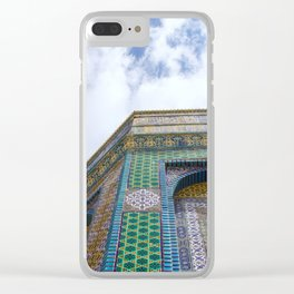 AlAqsa Clear iPhone Case