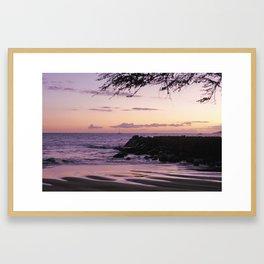 kihei canoe club Framed Art Print