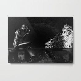 Home III: Creator Metal Print