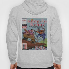 Kung Fu Kenny Comic Book #1 DNA Hoody