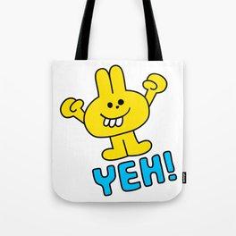 YEH! Tote Bag