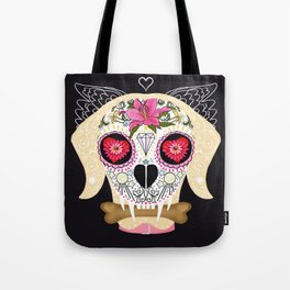 Day of the Dead Pet Tote Bag