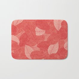 Let the Leaves Fall #08 Bath Mat