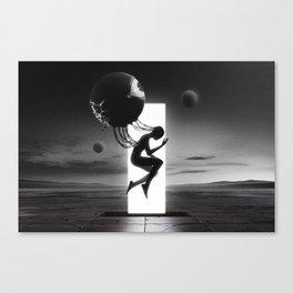生まれ変わり   Reborn Canvas Print