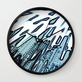 Currents Wall Clock