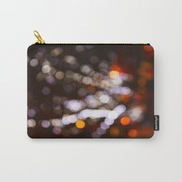 Tree Bokeh Carry-All Pouch