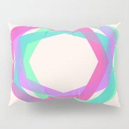 geo particles Pillow Sham