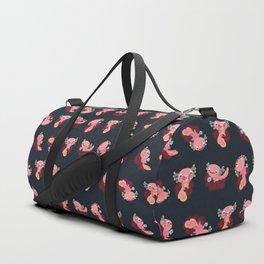 Umpearl the Axolotl Duffle Bag