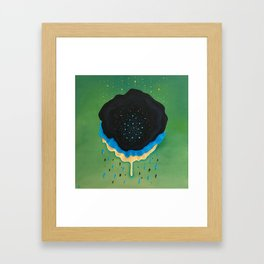 Dollop Framed Art Print