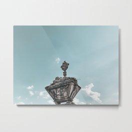 Statue of an Angel Metal Print