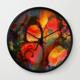 Big Virus i Wall Clock