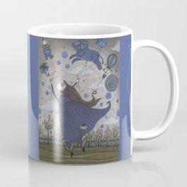 Violetta Dreaming Coffee Mug
