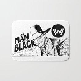 Westworld: The Man in Black Bath Mat