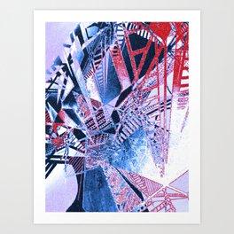 Energy 01 Art Print