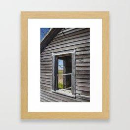 Adam Hoffman Homestead 6 Framed Art Print