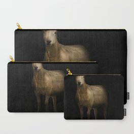 Ewe Portrait Carry-All Pouch