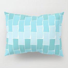 Running Bond - Seafoam Pillow Sham
