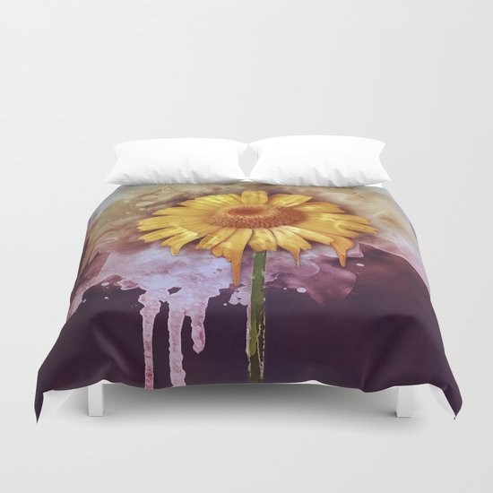 Crocodile Tears Duvet Cover