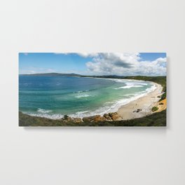 Perkins Beach, Western Australia Metal Print
