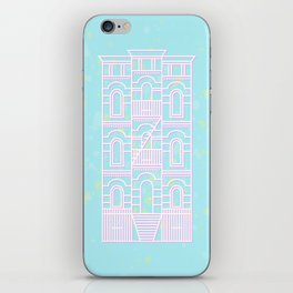 Architecture in Abstract iPhone Skin