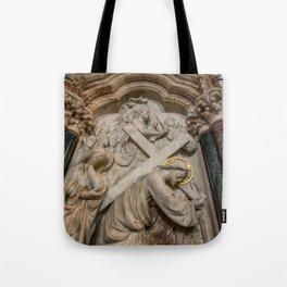 Cross of Calvary Tote Bag
