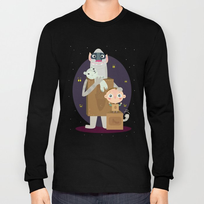 Boxtrolls Long Sleeve T-shirt