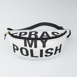 POLISH Fanny Pack