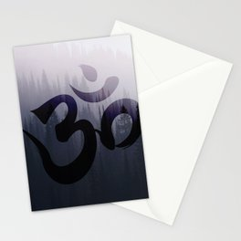OM: Hint of Mist Stationery Cards