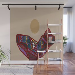 HIGH FASHION OUTFIT TTY N24 Wall Mural