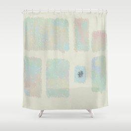 LIGHTNESS #17 Shower Curtain
