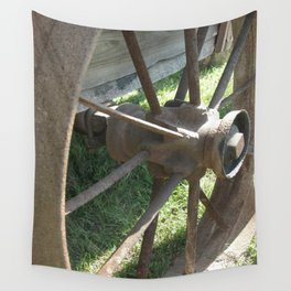 Road Side Wall Tapestry