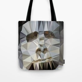 Scary Head Tote Bag